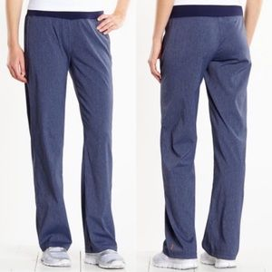 Lucy Do Everything Yoga Pants Heather Blue